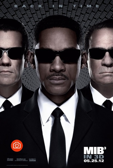 دانلود فیلم Men in Black 3 2012    Barry Sonnenfeld